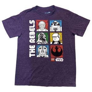 Old Navy Lego Star Wars T Shirt Size Small